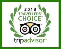 tripadvisor choice 2013